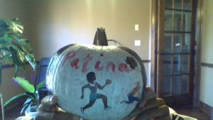 best book cover pumpkin entry photo